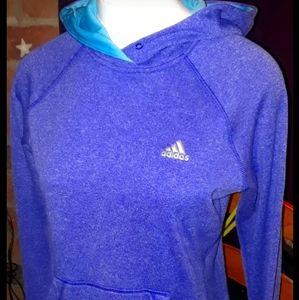 Woman's XS Adidas Hoodie
